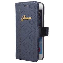 Samsung Galaxy S5 - Zwart Guess Booktype hoesje - PU Leather