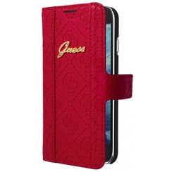 Guess Book case voor Samsung Galaxy S5 - Rood