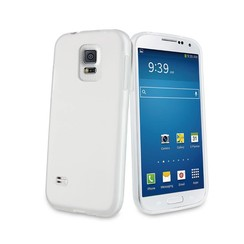 muvit Backcover voor Samsung Galaxy S5 Mini  - Transprant