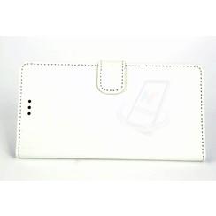 Book case voor Xperia M4 - Wit