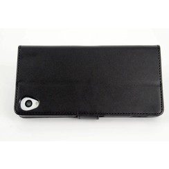 Sony Sony Xperia Z3 Card holder Black Book type case for Sony Xperia Z3 Magnetic closure
