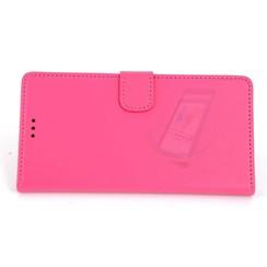 Book case voor Xperia M4 - Roze