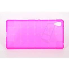 Sony  Xperia Z4 - E6553 - Creative Silicone coque - rose