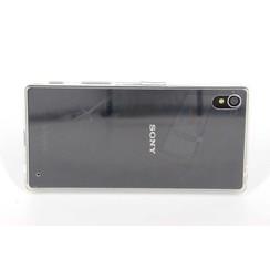 Sony  Xperia Z5 - E5803 - Silicon sides Hard coque - Clear