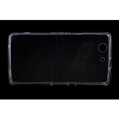 Sony  Xperia Z3 Compact - D5803 - Thin TPU Silikonhülle - Durchsichtig