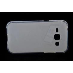 Sony  Xperia Z3 - D6603 - Matt achterkant Silikonhülle - Durchsichtig