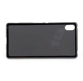 Backcover voor Xperia Z4 - Zwart