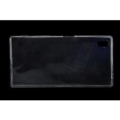 Sony  Xperia Z5 - E5803 - Thin TPU Silicone coque - Clear