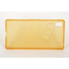 Sony  Xperia Z4 - E6553 - Creative Silicone case - Gold