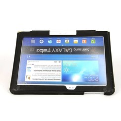 Samsung Tablet Housse Noir pour Galaxy Tab 3