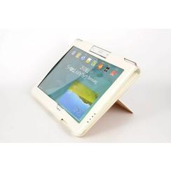 Samsung Tablet Housse Blanc pour Galaxy Tab S