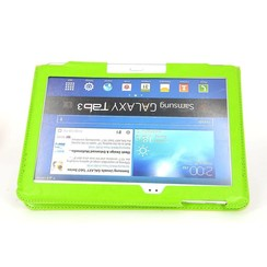 Samsung Green Book Case Tablet for Galaxy Tab 3