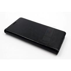 Book case voor Xperia M5 - Zwart