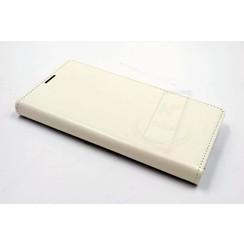 Book case voor Xperia M5 - Wit