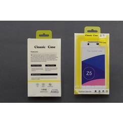 Silicone case 360° TPU case- Sony Xperia Z5 (8719273224304)