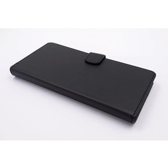Sony Sony Xperia XA1 Titulaire de la carte Noir Book type housse - Fermeture magnétique