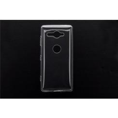 TPU Coque pour Xperia XZ2 Compact - Transparent (8719273268568)