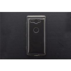 TPU Coque pour Xperia XZ2 Compact - Noir (8719273268575)