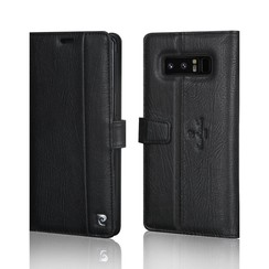 Pierre Cardin book case for Samsung Note 8 - Black (8719273140925)
