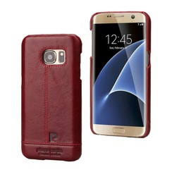 Samsung Galaxy S7 - G930F - Pierre Cardin Hard coque - rouge (8719273213803)