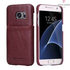 Samsung Galaxy S7 - G930F - Pierre Cardin Hard case - Red (8719273214138)