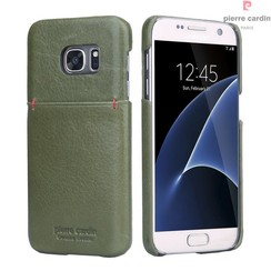 Samsung Galaxy S7 - G930F - Pierre Cardin Hard case - Green (8719273214145)