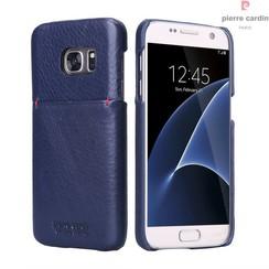 Samsung Galaxy S7 - G930F - Pierre Cardin Hard case - Sapphire Blue (8719273214152)