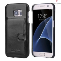 Samsung Galaxy S7 - G930F - Pierre Cardin Hard case - Black (8719273214411)