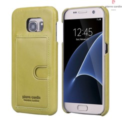 Samsung Galaxy S7 - G930F - Pierre Cardin Hard coque - Green (8719273214442)