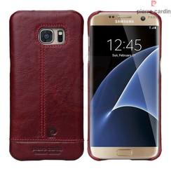 Samsung Galaxy S7 Edge - G935F - Pierre Cardin Hard coque - rouge (8719273213865)