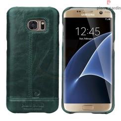 Samsung Galaxy S7 Edge - G935F - Pierre Cardin Hard coque - Green (8719273213902)