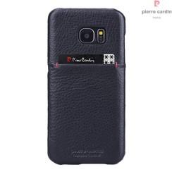 Samsung Galaxy S7 Edge - G935F - Pierre Cardin Hard coque - noir (8719273214169)