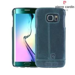 Samsung Galaxy S6 Edge - G925 - Pierre Cardin Hard coque - Green (8719273213780)