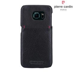 Samsung Galaxy S6 Edge - G925 - Pierre Cardin Hard coque - noir (8719273214060)
