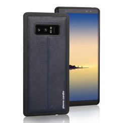Pierre Cardin silicon coque pour Samsung Note 8 - Sapphire Bleu (8719273140987)