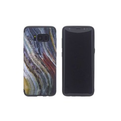 Silicone case for Samsung Galaxy S8 Plus - Print (8719273253281)