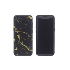 Silicone case for Samsung Galaxy S8 - Black (8719273253359)