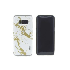 Silicone case for Samsung Galaxy S8 - White (8719273253366)