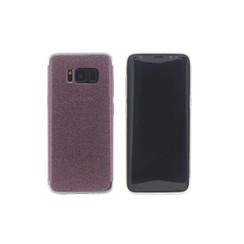 TPU Coque pour Samsung Galaxy S8 - Rose Or (8719273252635)