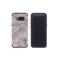 TPU Coque pour Samsung Galaxy S8 - Print (8719273253137)