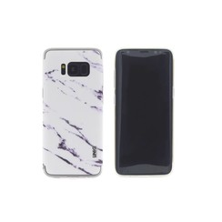 Silicone case for Samsung Galaxy S8 Plus - Print (8719273253205)