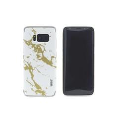 Silicone case for Samsung Galaxy S8 Plus - White (8719273253380)