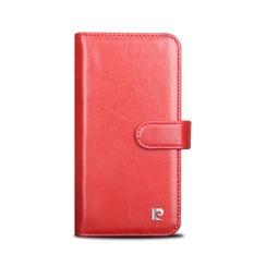 Pierre Cardin Housse pour Galaxy S9 - Rouge (8719273148518)