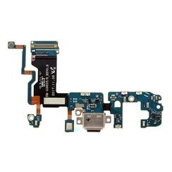 Charger connector + mic voor Galaxy S9+ - Zwart (8719273274545)