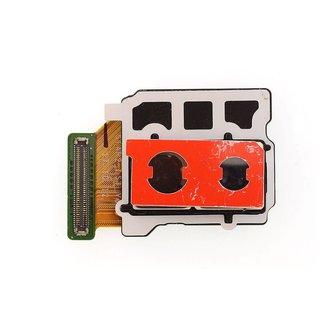 Big Camera voor Galaxy S9+ - Zwart (8719273274521)
