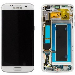 GH97-18533D Galaxy S7 Edge LCD Display - Wit