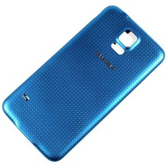 Samsung Galaxy S5 - G900F - Back Cover  - Blauw