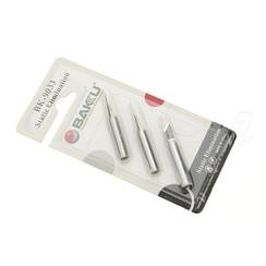BK-9033 Smartphone & Tablet - Reparatieset - Zilver (8719273125083)