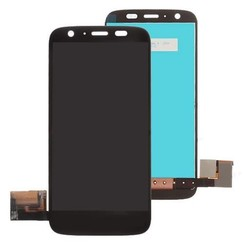 Moto G - Moto G LCD display Motorola - Zwart (High Quality AAA)