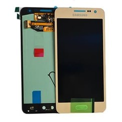 GH97-16747F Galaxy A3 LCD Display - Goud